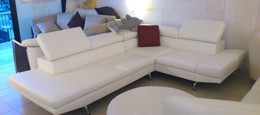 Salotti Calia Maddalena.Italian Leather Furniture Calia Maddalena