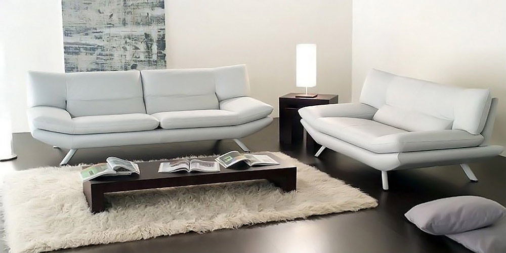 Italian Leather Sofa Alaska By Calia Maddalena