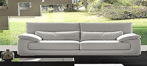 Dolby Leather Sofa