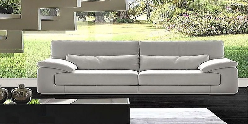 Dolby 3 Seater Big Leather Sofa