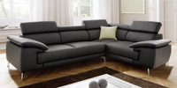 Family Sofa: detail B