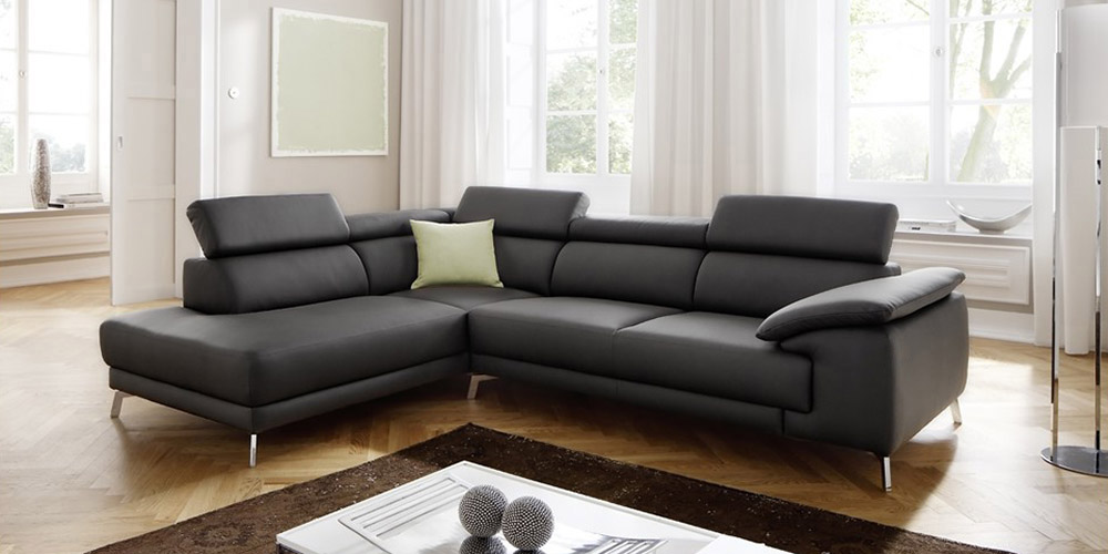 Family Corner Sofa: standard suite