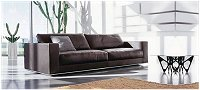 Leather Sofa 3 Seater Formentera