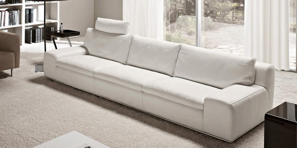 Italian Leather Sofa Home by Calia Maddalena