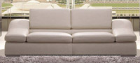 Infinity 3 Seater With Metal Feet
