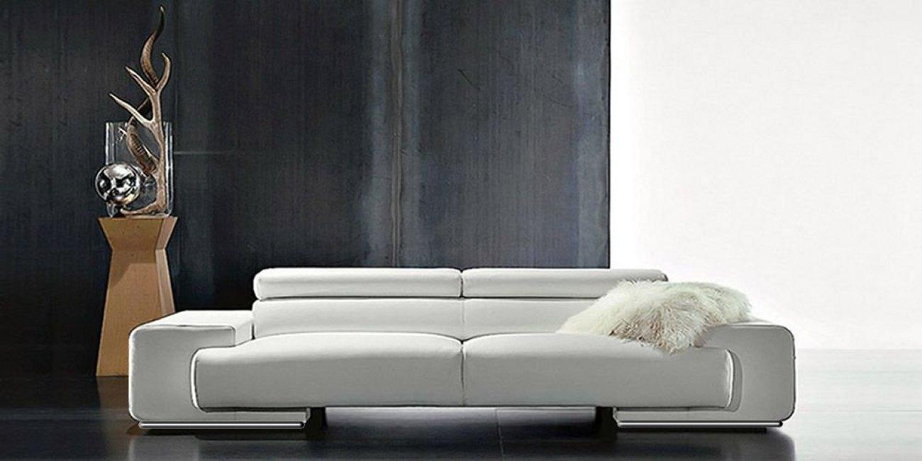 Italian Leather Sofa Lady By Calia Maddalena