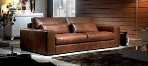 Modern Design Italian Leather Sofas & Furniture | Calia