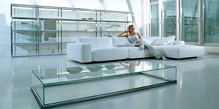 Melinda Standard Corner Suite with Chaise Longue
