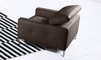 Leather Armchair William